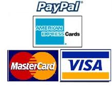 Pay Pal VISA